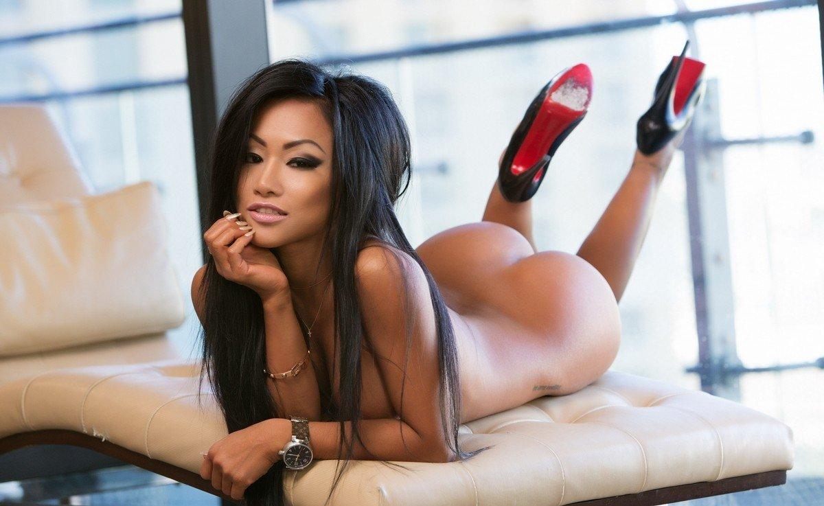 Sexy mixed black asian girl, long dick porn